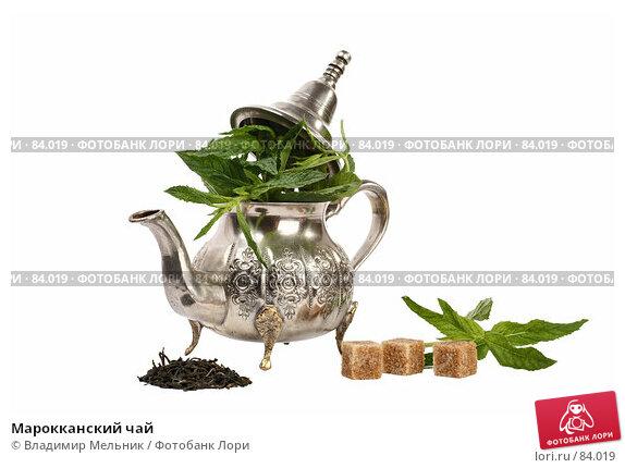 Марокканский чай, фото № 84019, снято 12 июля 2007 г. (c) Владимир Мельник / Фотобанк Лори