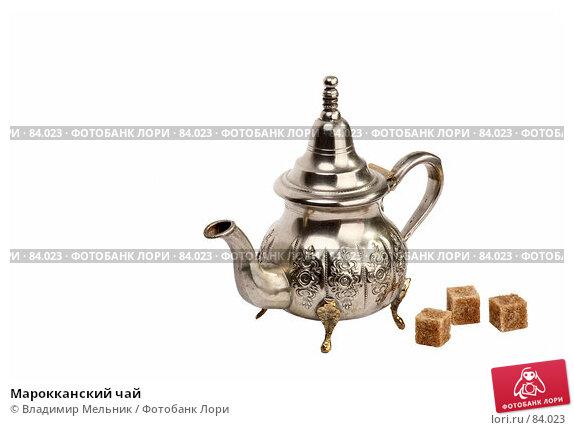 Марокканский чай, фото № 84023, снято 12 июля 2007 г. (c) Владимир Мельник / Фотобанк Лори