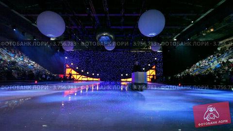 Купить «Машина для полировки льда», видеоролик № 3756783, снято 10 ноября 2011 г. (c) Losevsky Pavel / Фотобанк Лори