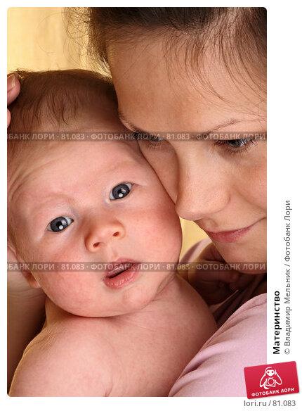 Материнство, фото № 81083, снято 7 июля 2007 г. (c) Владимир Мельник / Фотобанк Лори