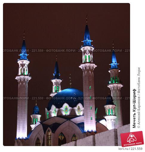 Мечеть Кул-Шариф, фото № 221559, снято 28 февраля 2008 г. (c) Алексей Баринов / Фотобанк Лори