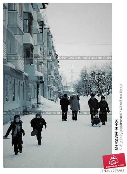 Междуреченск, фото № 247935, снято 24 января 2017 г. (c) Андрей Доронченко / Фотобанк Лори