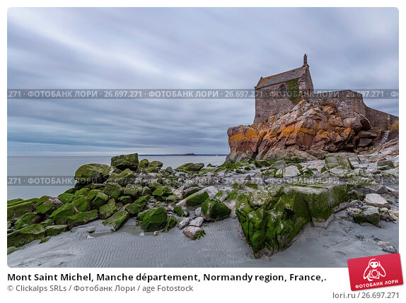 mont michel manche d 233 partement normandy region