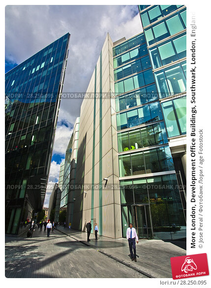 Купить «More London, Development Office Buildings, Southwark, London, England, UK, United Kingdom, Europe.», фото № 28250095, снято 9 мая 2011 г. (c) age Fotostock / Фотобанк Лори