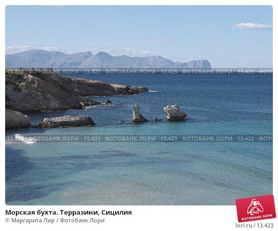 Купить «Морская бухта. Терразини, Сицилия», фото № 13423, снято 4 ноября 2006 г. (c) Маргарита Лир / Фотобанк Лори