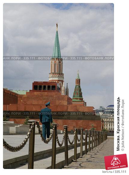 Москва. Красная площадь, фото № 335111, снято 25 июня 2008 г. (c) Julia Nelson / Фотобанк Лори