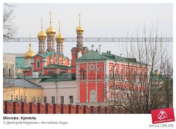 Москва. Кремль, эксклюзивное фото № 255479, снято 6 апреля 2008 г. (c) Дмитрий Неумоин / Фотобанк Лори