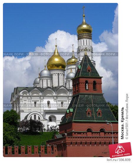 Москва. Кремль, эксклюзивное фото № 336839, снято 30 мая 2008 г. (c) lana1501 / Фотобанк Лори