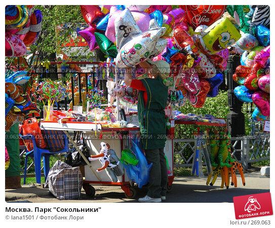 """Москва. Парк """"Сокольники"""", эксклюзивное фото № 269063, снято 29 апреля 2008 г. (c) lana1501 / Фотобанк Лори"""