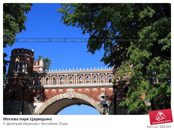 Москва парк Царицыно, эксклюзивное фото № 329531, снято 8 июня 2008 г. (c) Дмитрий Нейман / Фотобанк Лори