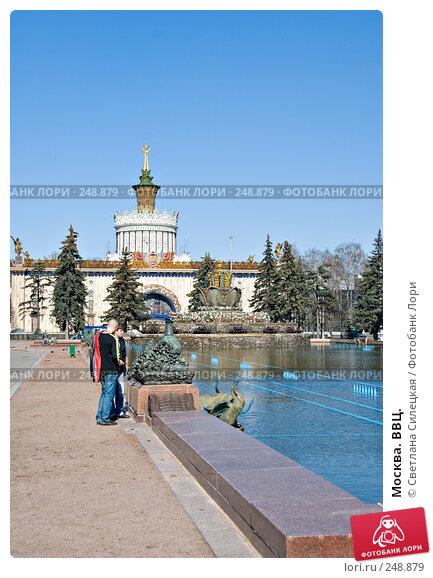 Москва. ВВЦ., фото № 248879, снято 10 апреля 2008 г. (c) Светлана Силецкая / Фотобанк Лори