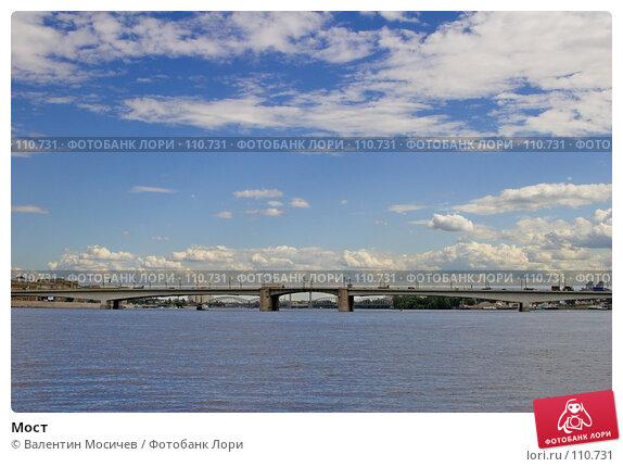 Мост, фото № 110731, снято 21 июля 2006 г. (c) Валентин Мосичев / Фотобанк Лори