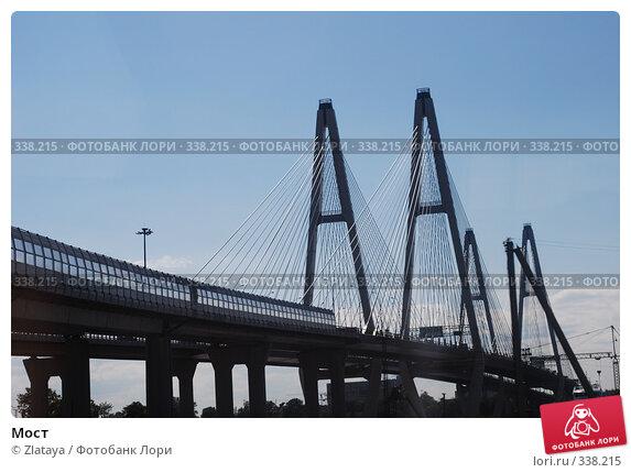 Купить «Мост», фото № 338215, снято 6 января 2008 г. (c) Zlataya / Фотобанк Лори