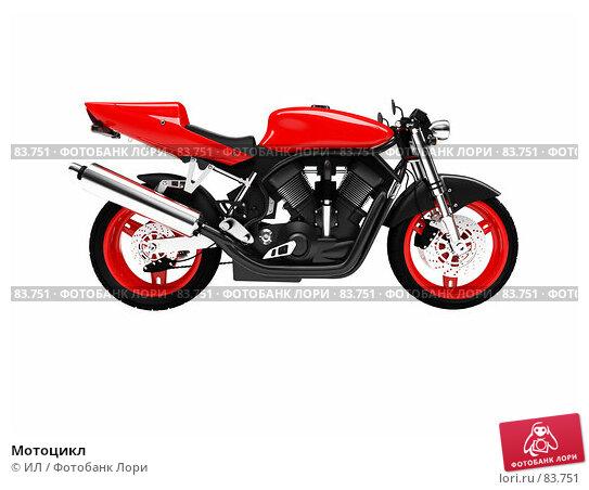 Мотоцикл, иллюстрация № 83751 (c) ИЛ / Фотобанк Лори