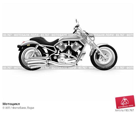 Мотоцикл, иллюстрация № 83767 (c) ИЛ / Фотобанк Лори