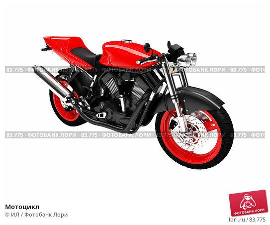 Мотоцикл, иллюстрация № 83775 (c) ИЛ / Фотобанк Лори
