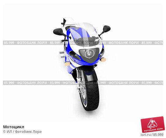 Мотоцикл, иллюстрация № 85999 (c) ИЛ / Фотобанк Лори