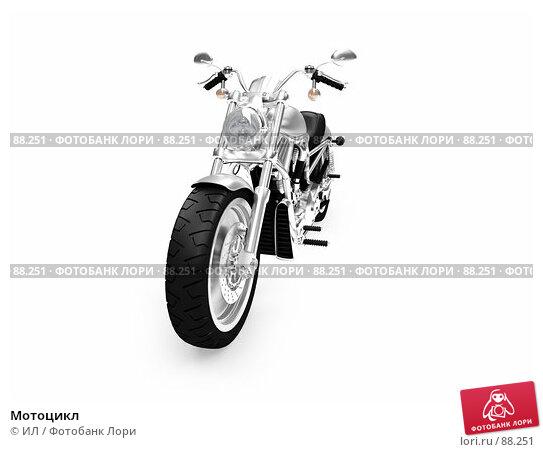 Мотоцикл, иллюстрация № 88251 (c) ИЛ / Фотобанк Лори