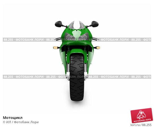 Мотоцикл, иллюстрация № 88255 (c) ИЛ / Фотобанк Лори