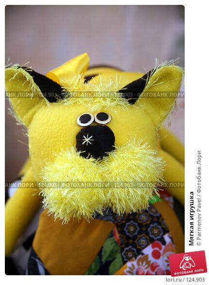 Купить «Мягкая игрушка», фото № 124903, снято 18 ноября 2007 г. (c) Parmenov Pavel / Фотобанк Лори