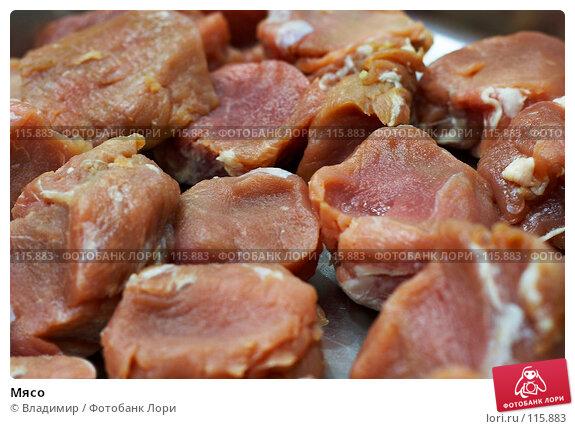 Мясо, фото № 115883, снято 5 октября 2007 г. (c) Владимир / Фотобанк Лори