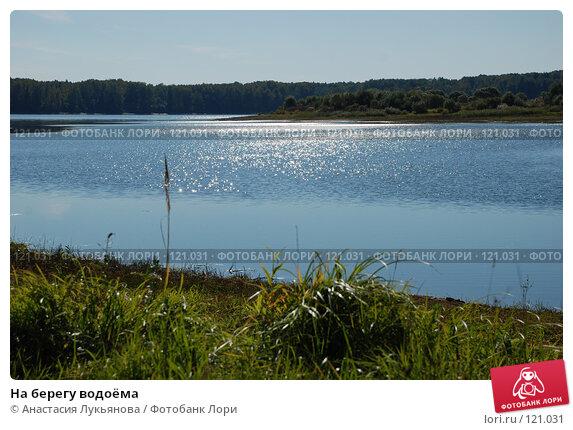 На берегу водоёма, фото № 121031, снято 23 сентября 2007 г. (c) Анастасия Лукьянова / Фотобанк Лори