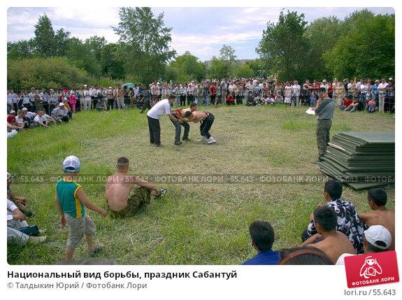 Национальный вид борьбы, праздник Сабантуй, фото № 55643, снято 26 июля 2017 г. (c) Талдыкин Юрий / Фотобанк Лори