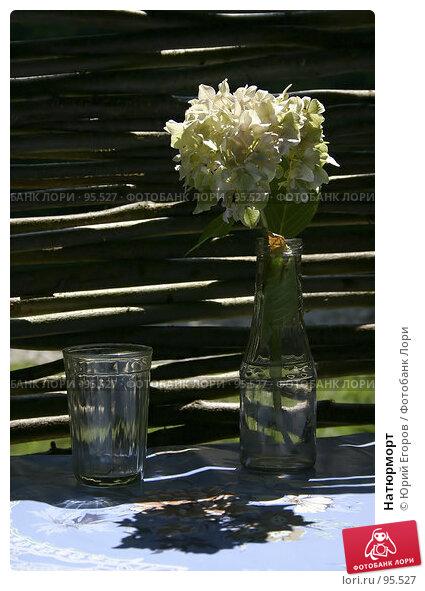 Купить «Натюрморт», фото № 95527, снято 1 августа 2004 г. (c) Юрий Егоров / Фотобанк Лори