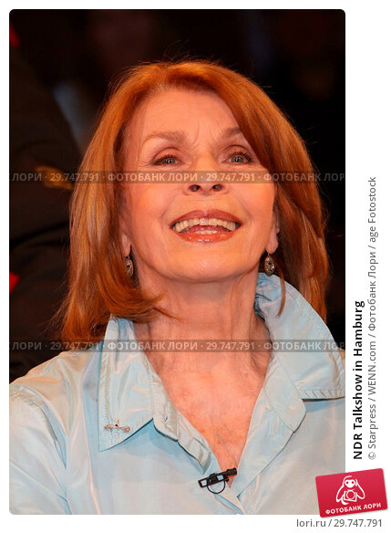 Купить «NDR Talkshow in Hamburg Featuring: Senta Berger Where: Hamburg, Deutschland, Germany When: 23 Feb 2018 Credit: Starpress/WENN.com», фото № 29747791, снято 23 февраля 2018 г. (c) age Fotostock / Фотобанк Лори