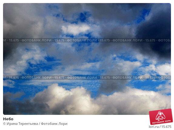 Небо, эксклюзивное фото № 15675, снято 26 августа 2006 г. (c) Ирина Терентьева / Фотобанк Лори