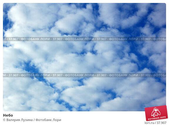 Небо, фото № 37907, снято 26 апреля 2007 г. (c) Валерия Потапова / Фотобанк Лори