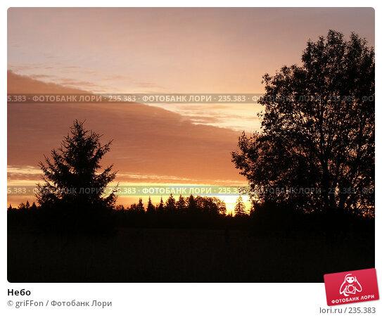 Небо, фото № 235383, снято 26 сентября 2006 г. (c) griFFon / Фотобанк Лори