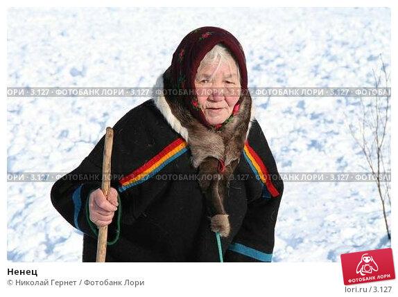 Ненец, фото № 3127, снято 25 марта 2006 г. (c) Николай Гернет / Фотобанк Лори