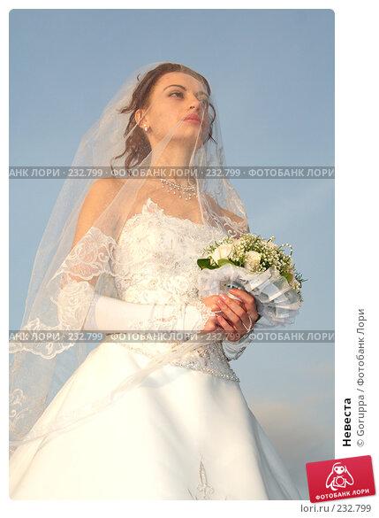 Невеста, фото № 232799, снято 20 октября 2007 г. (c) Goruppa / Фотобанк Лори