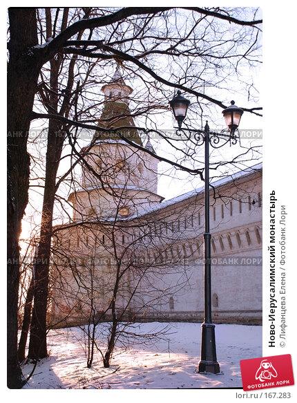 Ново-Иерусалимский монастырь, фото № 167283, снято 2 января 2008 г. (c) Лифанцева Елена / Фотобанк Лори