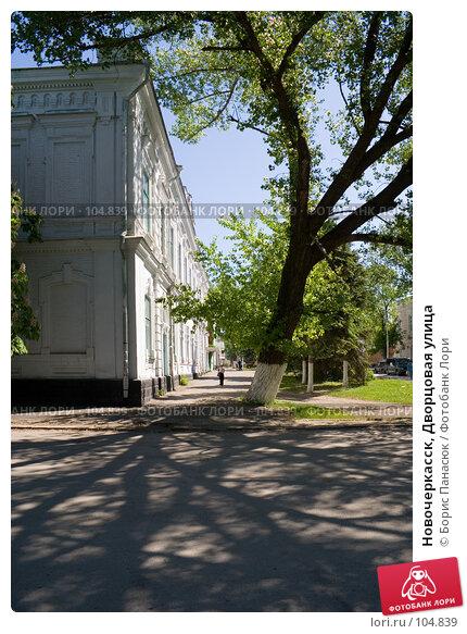 Новочеркасск, Дворцовая улица, фото № 104839, снято 26 мая 2017 г. (c) Борис Панасюк / Фотобанк Лори