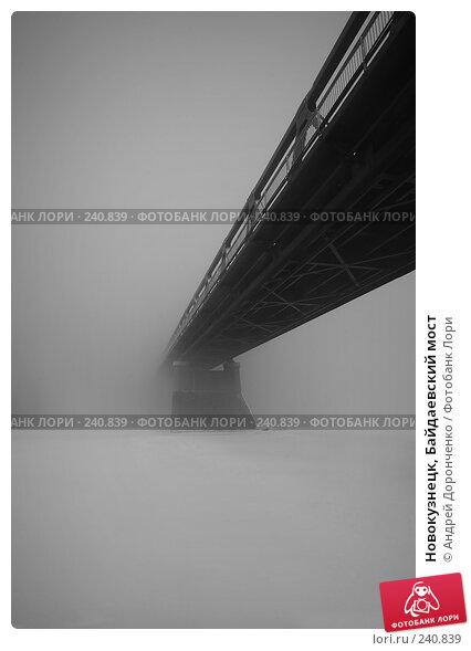 Купить «Новокузнецк, Байдаевский мост», фото № 240839, снято 21 марта 2018 г. (c) Андрей Доронченко / Фотобанк Лори