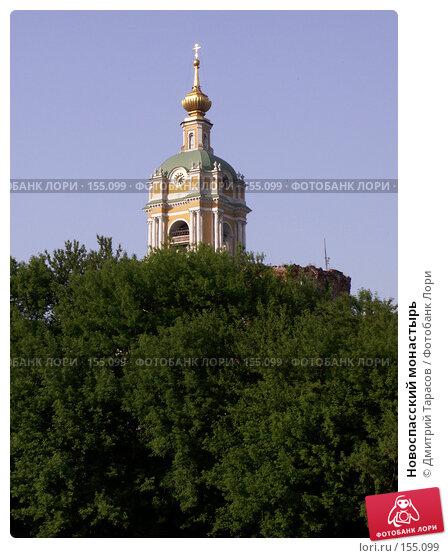 Новоспасский монастырь, фото № 155099, снято 4 июня 2006 г. (c) Дмитрий Тарасов / Фотобанк Лори