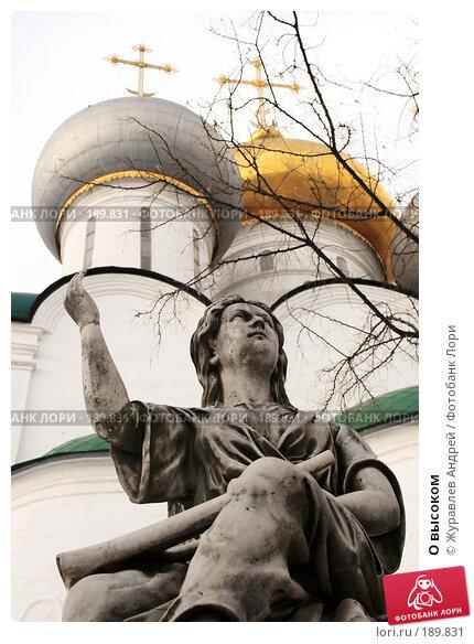 О высоком, эксклюзивное фото № 189831, снято 27 января 2008 г. (c) Журавлев Андрей / Фотобанк Лори