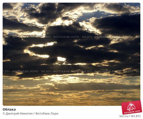 Облака, фото № 161811, снято 30 июня 2006 г. (c) Дмитрий Никитин / Фотобанк Лори
