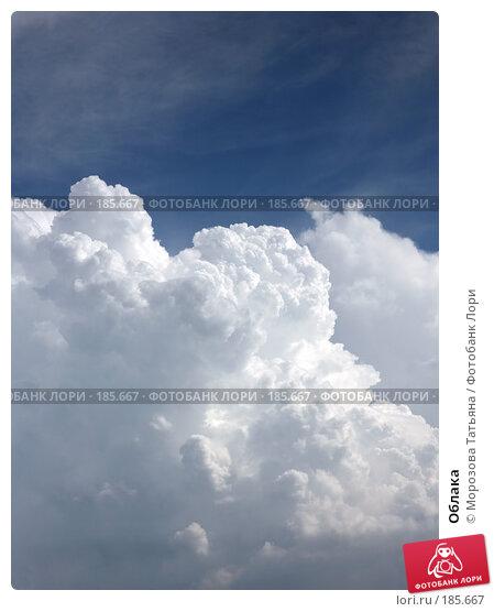 Облака, фото № 185667, снято 19 октября 2007 г. (c) Морозова Татьяна / Фотобанк Лори