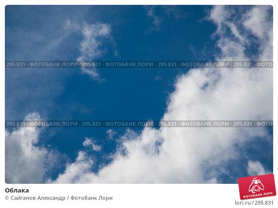Облака, эксклюзивное фото № 295831, снято 19 июля 2005 г. (c) Сайганов Александр / Фотобанк Лори
