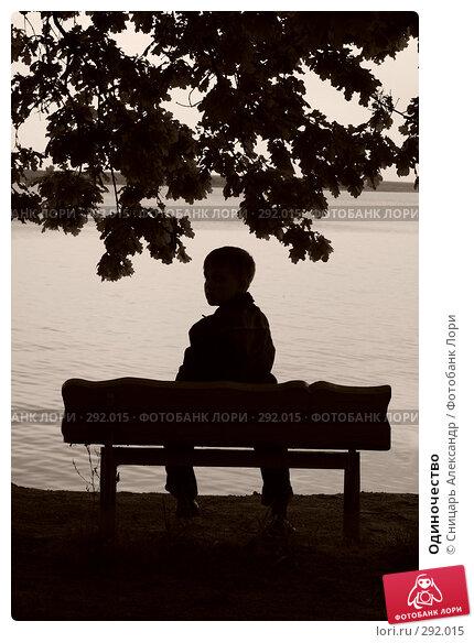 Одиночество, фото № 292015, снято 16 мая 2008 г. (c) Сницарь Александр / Фотобанк Лори
