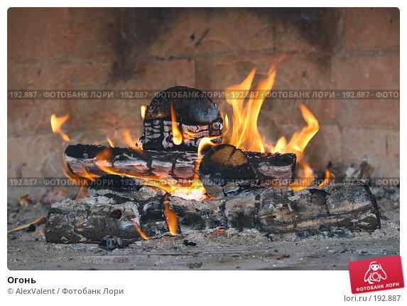 Огонь, фото № 192887, снято 1 июля 2007 г. (c) AlexValent / Фотобанк Лори