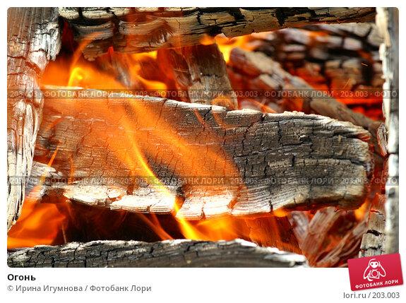 Огонь, фото № 203003, снято 24 июля 2007 г. (c) Ирина Игумнова / Фотобанк Лори