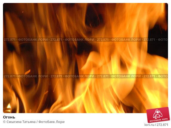 Огонь, фото № 272871, снято 1 мая 2008 г. (c) Смыгина Татьяна / Фотобанк Лори