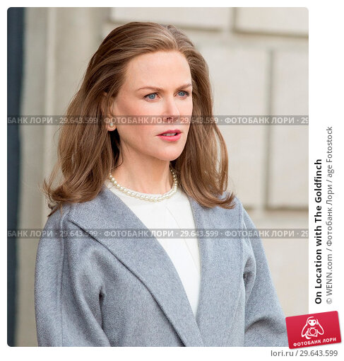 Купить «On Location with The Goldfinch Featuring: Nicole Kidman Where: New York, New York, United States When: 13 Mar 2018 Credit: WENN.com», фото № 29643599, снято 13 марта 2018 г. (c) age Fotostock / Фотобанк Лори