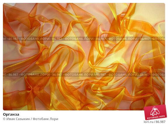 Органза, фото № 86987, снято 19 сентября 2006 г. (c) Иван Сазыкин / Фотобанк Лори