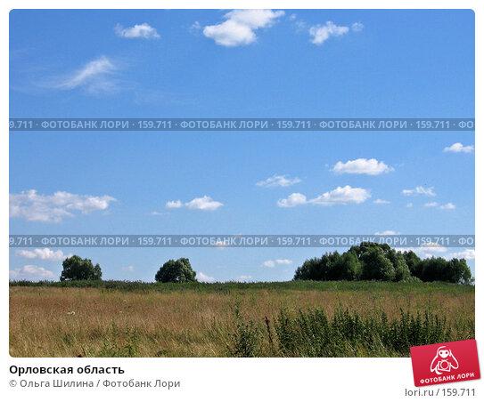 Орловская область, фото № 159711, снято 16 июля 2007 г. (c) Ольга Шилина / Фотобанк Лори