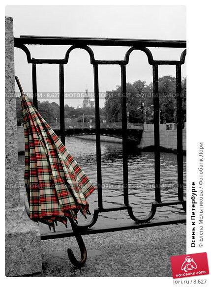 Купить «Осень в Петербурге», фото № 8627, снято 24 апреля 2018 г. (c) Елена Мельникова / Фотобанк Лори